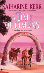 A Time of Omens Cover