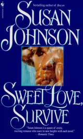 Sweet Love, Survive Cover