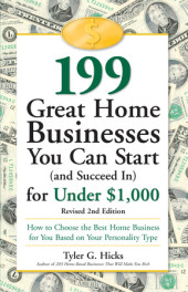 199 Great Home Businesses You Can Start (and Succeed In) for Under $1,000 Cover