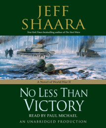 No Less Than Victory Cover