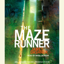 The Maze Runner (Maze Runner Series #1) Cover