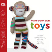 Make Your Own Toys Cover