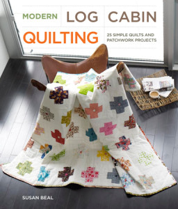 Modern Log Cabin Quilting