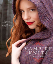 Dress like a vampire: Genevieve Miller talks about Vampire Knits