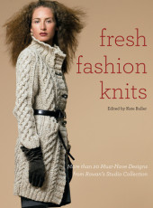 Fresh Fashion Knits Cover