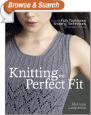 Knitting the Perfect Fit