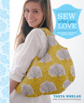 Sew What You Love Cover