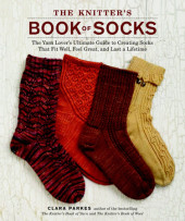 The Knitter's Book of Socks Cover