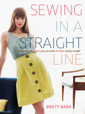 Sewing in a Straight Line Cover