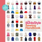 The BurdaStyle Sewing Handbook Cover