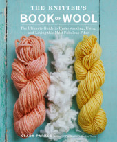 The Knitter's Book of Wool Cover