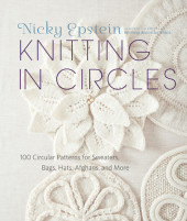 Knitting in Circles Cover