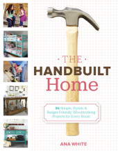 The Handbuilt Home Cover