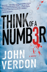 Think of a Number (Dave Gurney, No. 1) by John Verdon