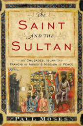 The Saint and the Sultan Cover