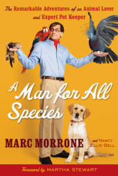 A Man for All Species Cover