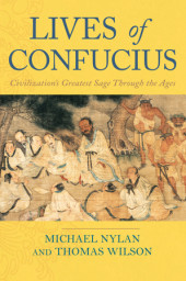 Lives of Confucius Cover