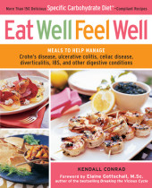 Eat Well, Feel Well Cover