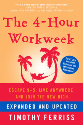 The 4-Hour Workweek, Expanded and Updated Cover