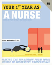 Your First Year As a Nurse, Second Edition Cover
