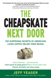 The Cheapskate Next Door Cover