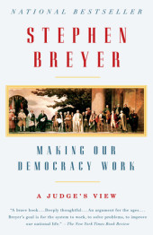 Making Our Democracy Work Cover
