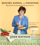 Quiches, Kugels, and Couscous Cover