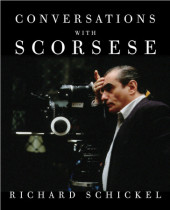 Conversations with Scorsese Cover
