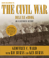 Ken Burns's The Civil War Deluxe eBook (Enhanced Edition) Cover