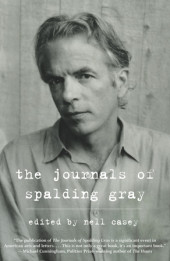 The Journals of Spalding Gray Cover