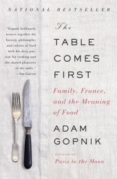 The Table Comes First Cover