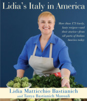 Lidia's Italy in America Cover
