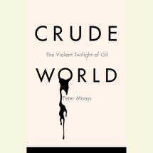 Crude World Cover