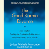 The Good Karma Divorce Cover