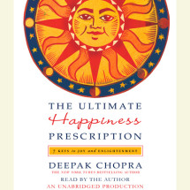 The Ultimate Happiness Prescription Cover