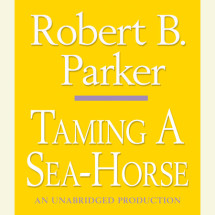 Taming a Sea-Horse Cover