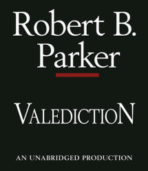 Valediction Cover