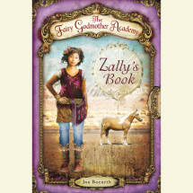 The Fairy Godmother Academy #3: Zally's Book Cover