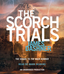 The Scorch Trials (Maze Runner Series #2) Cover
