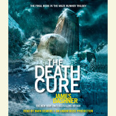 The Death Cure (Maze Runner Series #3) Cover