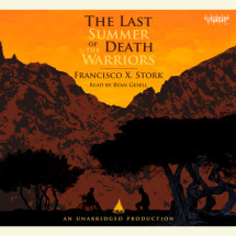 The Last Summer of the Death Warriors Cover