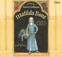 Matilda Bone Cover