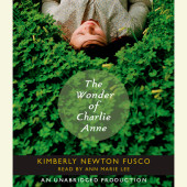 The Wonder of Charlie Anne Cover