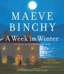 A Week in Winter Cover
