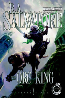 The Orc King Cover