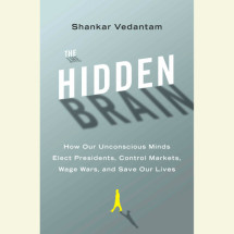 The Hidden Brain Cover