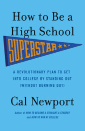 How to Be a High School Superstar Cover