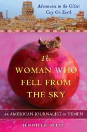 The Woman Who Fell from the Sky Cover