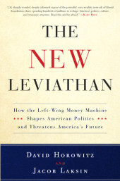 The New Leviathan Cover