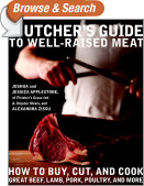 The Butcher's Guide to�Well-Raised�Meat